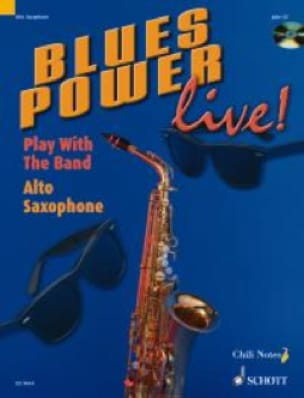 Gernot Dechert - Blues Power Live! - Sheet Music - di-arezzo.com