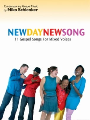 Niko Schlenker - NewDayNewSong - 11 Gospel Songs - Sheet Music - di-arezzo.co.uk