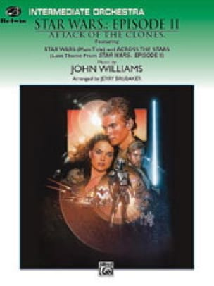 John Williams - Star Wars: Episodio II - L'attacco dei cloni - Partitura - di-arezzo.it