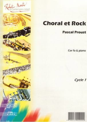 Pascal Proust - Choral and rock - Sheet Music - di-arezzo.com