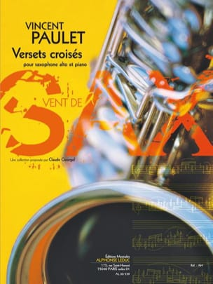 Vincent Paulet - Crossed Verses - Sheet Music - di-arezzo.co.uk