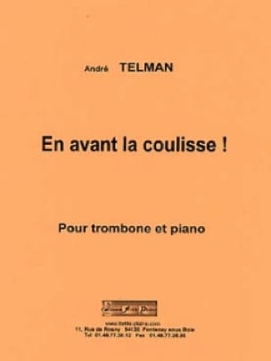 André Telman - In Before the Slide! - Sheet Music - di-arezzo.co.uk