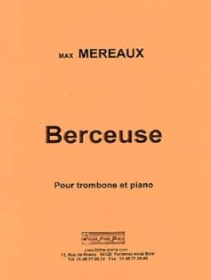 Berçeuse Max Méreaux Partition Trombone - laflutedepan