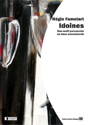 Idoines - Régis Famelart - Partition - laflutedepan.com