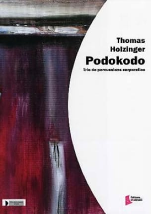 Thomas Holzinger - Podokodo - Partition - di-arezzo.fr