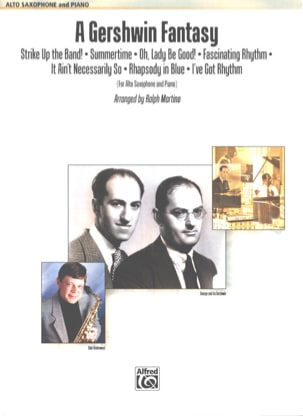 George and Ira Gershwin - A Gershwin Fantasy - Sheet Music - di-arezzo.com
