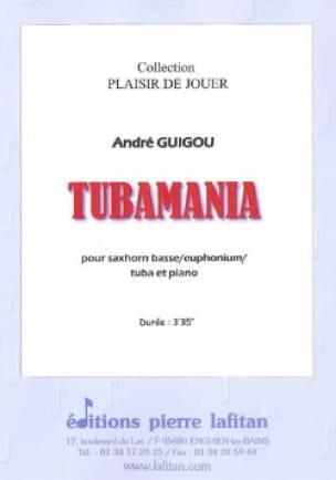 André Guigou - Tubamania - Partition - di-arezzo.fr