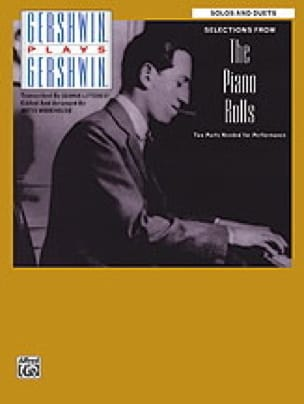 George Gershwin - Gershwin Plays Gershwin - Selection from the Piano Rolls - Sheet Music - di-arezzo.com