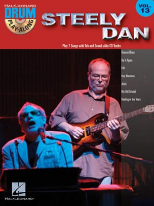 Dan Steely - Drum Play-Along Band 13 - Steely Dan - Noten - di-arezzo.de
