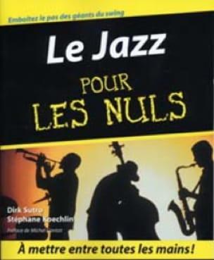 Sutro Dirk / Koechlin Stéphane - Jazz For Dummies - Book - di-arezzo.com