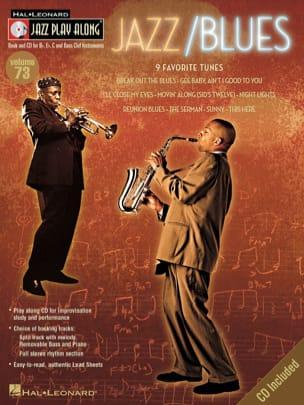 Jazz play-along volume 73 - Jazz/Blues - laflutedepan.com