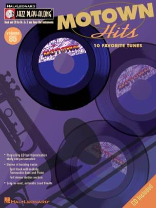 - Jazz play-along volume 85 - Motown Hits - Sheet Music - di-arezzo.co.uk