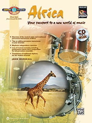 John Marshall - Drum Atlas - Africa - Sheet Music - di-arezzo.co.uk