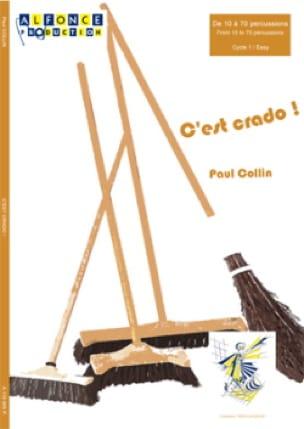 Paul Collin - It's Crado! Scene of Brooms ... - Sheet Music - di-arezzo.com