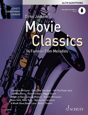 Movie Classics - 14 Famous Film Melodies Partition laflutedepan