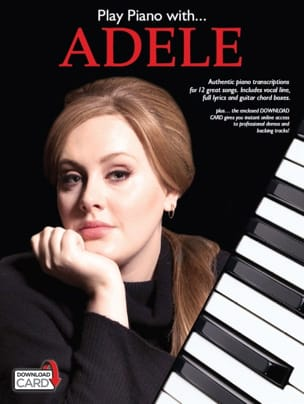 Play Piano With... Adele Adele Partition Pop / Rock - laflutedepan