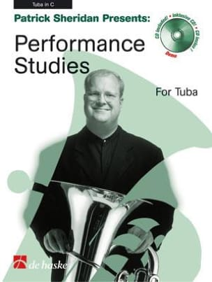 Patrick Sheridan - Performance Studies for Tuba - Sheet Music - di-arezzo.co.uk