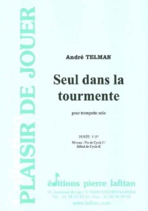 André Telman - Seul Dans la Tourmente - Partition - di-arezzo.fr