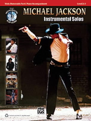 Michael Jackson - Michael Jackson - Instrumental Solos - Sheet Music - di-arezzo.co.uk