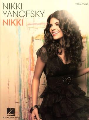 Nicole Yanofsky - Nikki - Partition - di-arezzo.fr