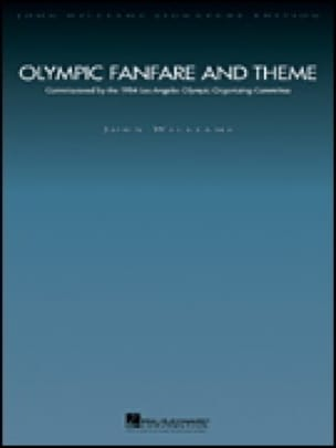 John Williams - Olympic Fanfare and Theme - Partition - di-arezzo.fr