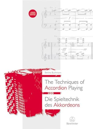 Bettina Buchmann - The Techniques of Accordion Playing - Sheet Music - di-arezzo.co.uk