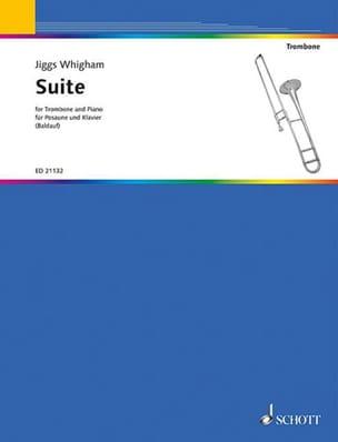 Suite Jiggs Whigham Partition Trombone - laflutedepan