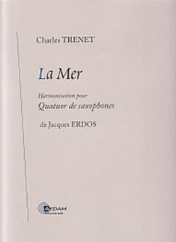Charles Trenet - The sea - Sheet Music - di-arezzo.co.uk