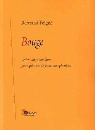 Bouge - Petite Suite Ambulante pour Jeunes Saxophonistes - laflutedepan.com