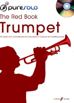 Pure Solo - The Red Book Partition Trompette - laflutedepan