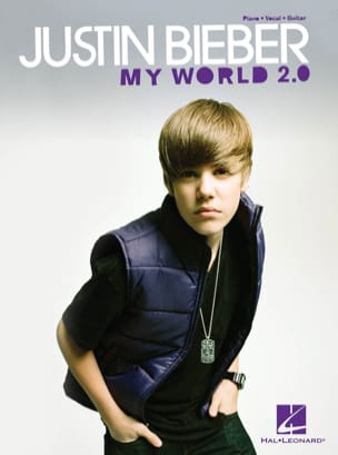 My World 2.0 Justin Bieber Partition Pop / Rock - laflutedepan