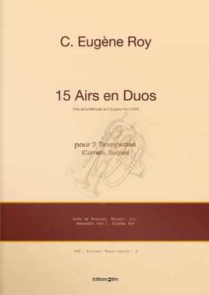 Eugène Roy - 15 Airs in Duos - Sheet Music - di-arezzo.co.uk
