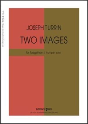 Two Images Joseph Turrin Partition Trompette - laflutedepan