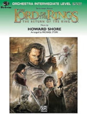 Howard Shore - The Lord of the Rings: The Return of the King, Selections from - Partition - di-arezzo.fr
