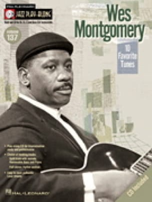 Wes Montgomery - Jazz play-along volume 137 - Wes Montgomery - Sheet Music - di-arezzo.com