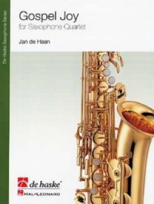 Jan De Haan - Gospel Joy - Partition - di-arezzo.fr
