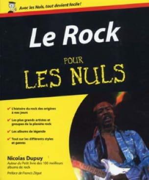 Le Rock Pour Les Nuls Nicolas Dupuy Livre Harmonie - laflutedepan