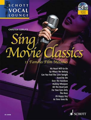 - Sing Movie Classics - 11 Famous Film Melodies - Partition - di-arezzo.fr
