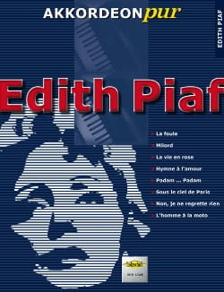 Edith Piaf - Akkordeon Pur - Edith Piaf - Partition - di-arezzo.fr