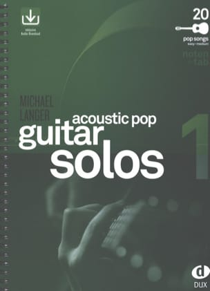 - Acoustic Pop Guitar Solos - Volume 1 - Sheet Music - di-arezzo.com