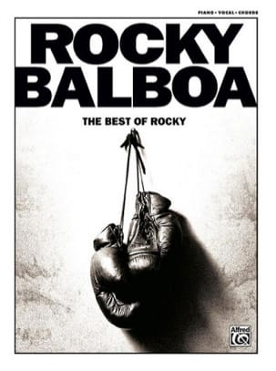 - Rocky Balboa - The best of Rocky - Partition - di-arezzo.fr