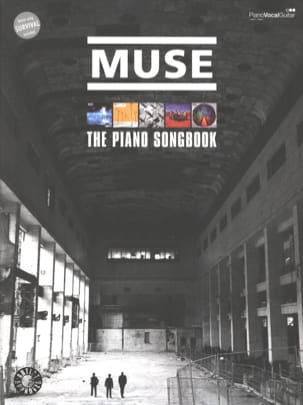 The Piano Songbook Muse Partition laflutedepan