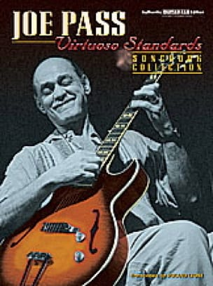 Virtuoso Standards Joe Pass Partition Jazz - laflutedepan