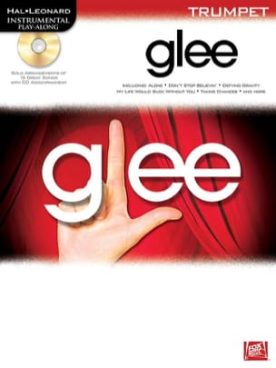 Glee - Instrumental play-along - Partition - laflutedepan.com