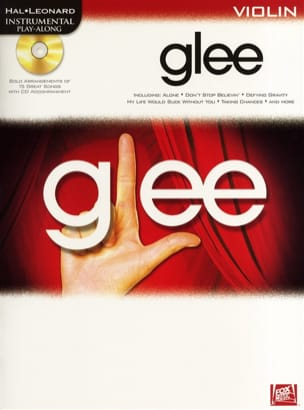 - Glee - Instrumental play-along - Partition - di-arezzo.fr