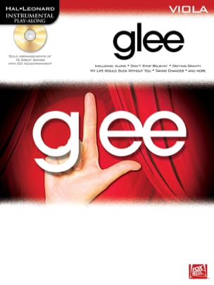 Glee - Instrumental play-along Partition Alto - laflutedepan