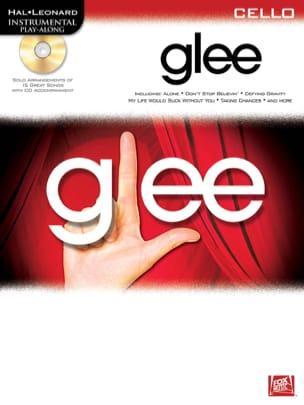 Glee - Instrumental play-along Partition Violoncelle - laflutedepan