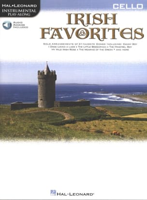Irish favorites - Instrumental play-along - Partition - di-arezzo.fr