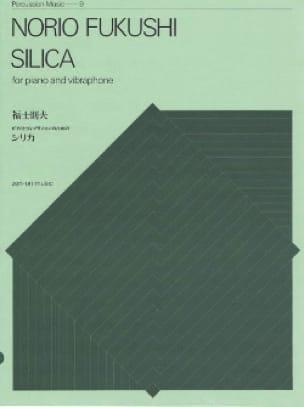 Silica - Norio Fukushi - Partition - Vibraphone - laflutedepan.com