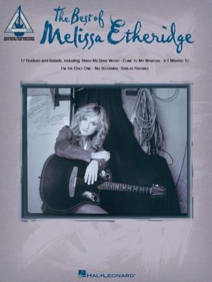 Melissa Etheridge - The Best of Melissa Etheridge - Sheet Music - di-arezzo.co.uk